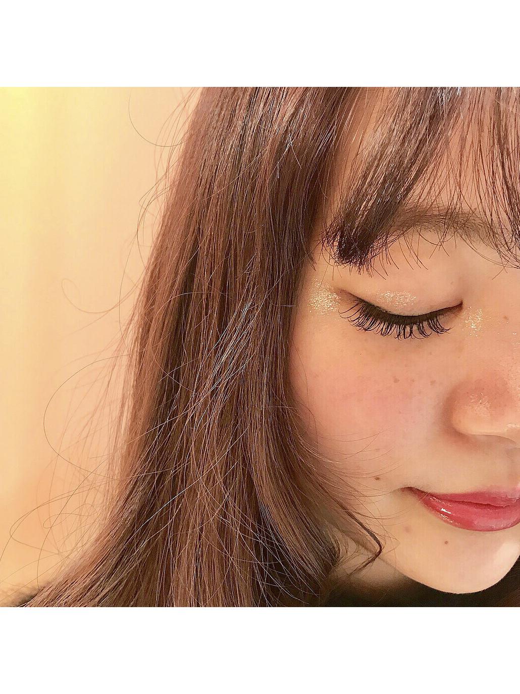 カール感eyelash