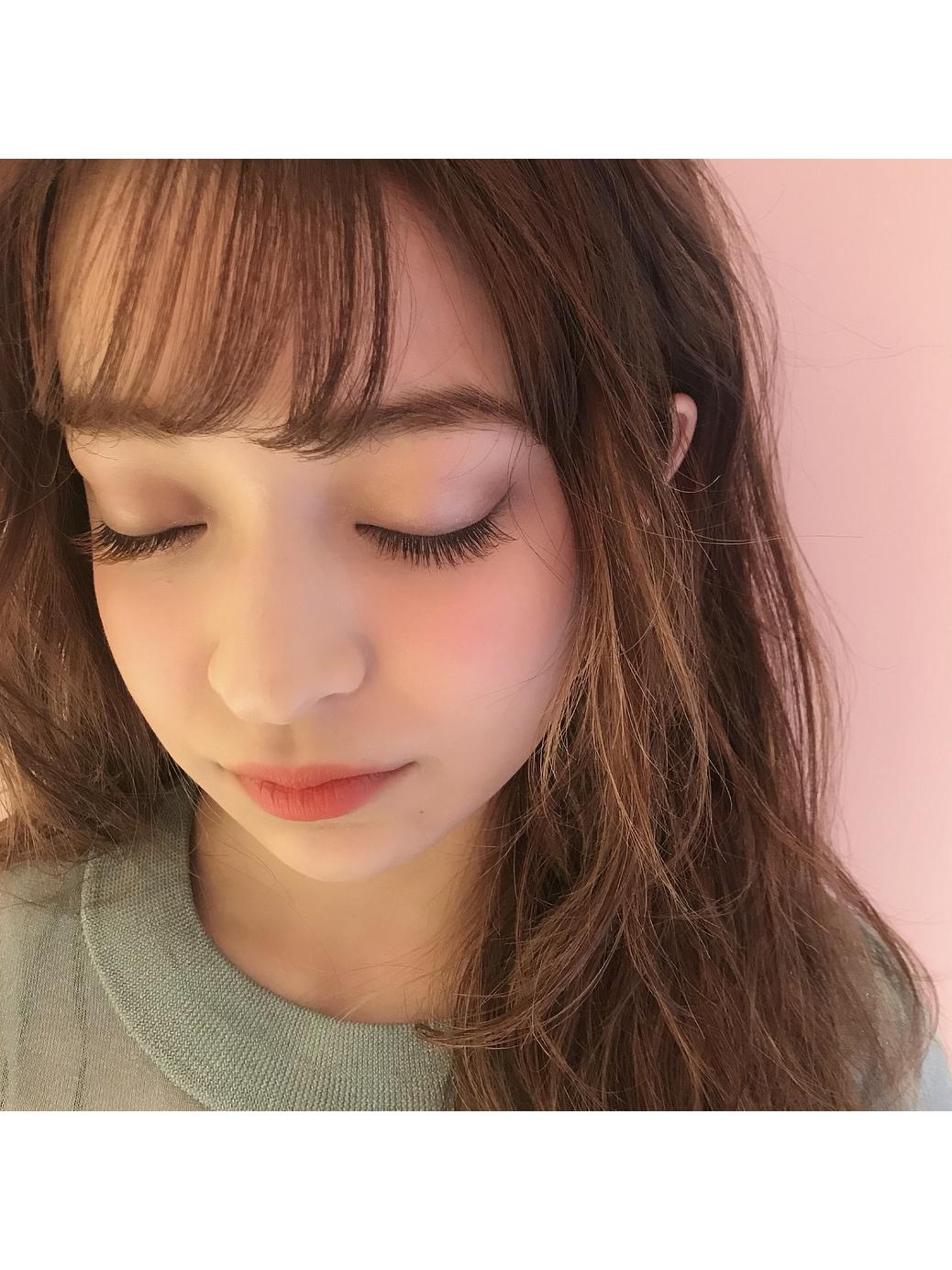 brown eyelash