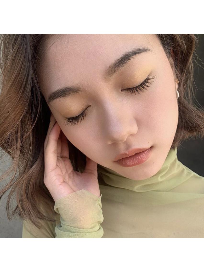 long eyelash